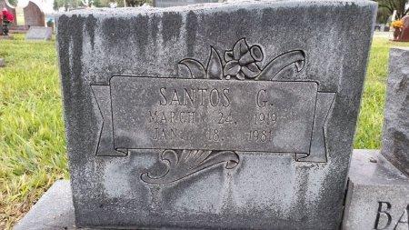 BARRIOS, SANTOS G. - Hidalgo County, Texas | SANTOS G. BARRIOS - Texas Gravestone Photos