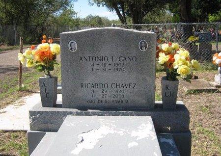 CHAVEZ, RICARDO - Hidalgo County, Texas   RICARDO CHAVEZ - Texas Gravestone Photos