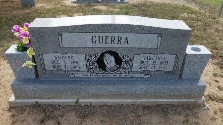 GUERRA, VIRGINIA - Hidalgo County, Texas | VIRGINIA GUERRA - Texas Gravestone Photos