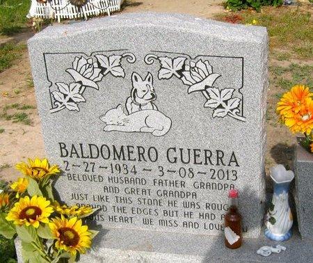 GUERRA, BALDOMERO - Hidalgo County, Texas | BALDOMERO GUERRA - Texas Gravestone Photos