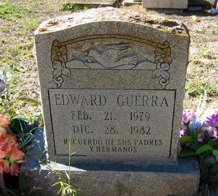 GUERRA, EDWARD - Hidalgo County, Texas | EDWARD GUERRA - Texas Gravestone Photos