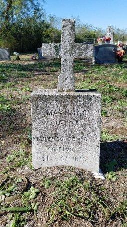 GUERRA, MAXIMINO - Hidalgo County, Texas | MAXIMINO GUERRA - Texas Gravestone Photos
