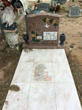CHAVEZ GUTIERREZ, ISIDRA - Hidalgo County, Texas | ISIDRA CHAVEZ GUTIERREZ - Texas Gravestone Photos