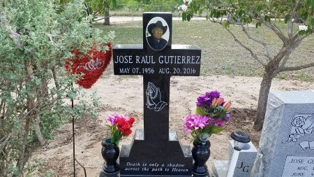 GUTIERREZ, JOSE RAUL - Hidalgo County, Texas | JOSE RAUL GUTIERREZ - Texas Gravestone Photos