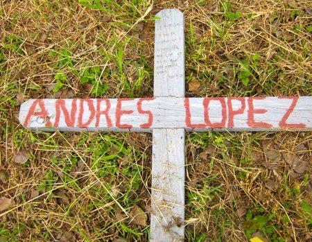 LOPEZ, ANDRES - Hidalgo County, Texas | ANDRES LOPEZ - Texas Gravestone Photos