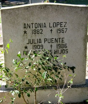 LOPEZ, ANTONIA - Hidalgo County, Texas   ANTONIA LOPEZ - Texas Gravestone Photos