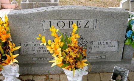 LOPEZ, ARNOLDO - Hidalgo County, Texas | ARNOLDO LOPEZ - Texas Gravestone Photos