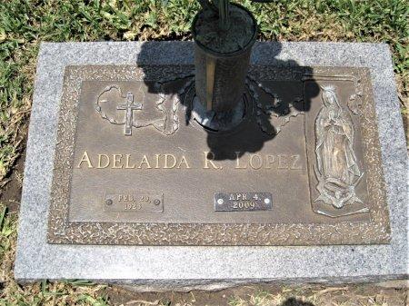 LOPEZ, ADELAIDA R. - Hidalgo County, Texas | ADELAIDA R. LOPEZ - Texas Gravestone Photos