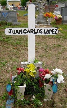 LOPEZ, JUAN CARLOS - Hidalgo County, Texas | JUAN CARLOS LOPEZ - Texas Gravestone Photos