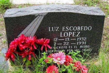 LOPEZ, LUZ - Hidalgo County, Texas | LUZ LOPEZ - Texas Gravestone Photos