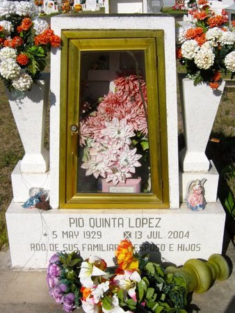 LOPEZ, PIO QUNITA - Hidalgo County, Texas | PIO QUNITA LOPEZ - Texas Gravestone Photos
