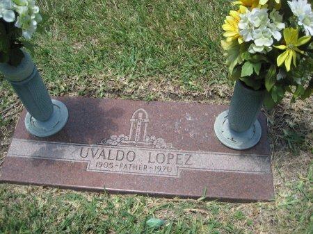 LOPEZ, UVALDO - Hidalgo County, Texas | UVALDO LOPEZ - Texas Gravestone Photos