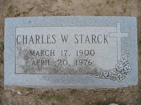 STARCK, CHARLES WILLIAM - Hidalgo County, Texas   CHARLES WILLIAM STARCK - Texas Gravestone Photos