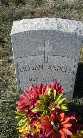 ANDRLE, LILLIAN ANN - Hill County, Texas   LILLIAN ANN ANDRLE - Texas Gravestone Photos