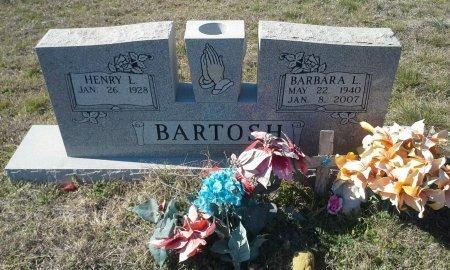 BARTOSH, BARBARA L. - Hill County, Texas | BARBARA L. BARTOSH - Texas Gravestone Photos