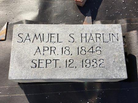HARLIN, SAMUEL S. - Hill County, Texas | SAMUEL S. HARLIN - Texas Gravestone Photos