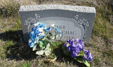 MACHAC, JOHN - Hill County, Texas | JOHN MACHAC - Texas Gravestone Photos