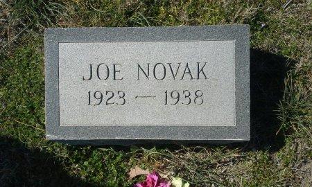 NOVAK, JOE - Hill County, Texas | JOE NOVAK - Texas Gravestone Photos