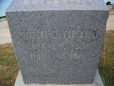 TIPTON, JOHN C. - Hill County, Texas | JOHN C. TIPTON - Texas Gravestone Photos