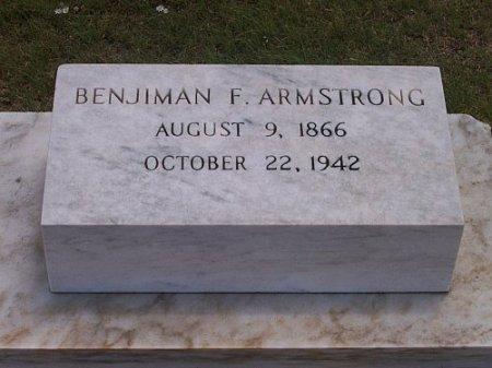 ARMSTRONG, BENJIMAN F. - Hockley County, Texas   BENJIMAN F. ARMSTRONG - Texas Gravestone Photos