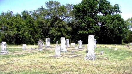*CEMETERY VIEW,  - Hood County, Texas |  *CEMETERY VIEW - Texas Gravestone Photos