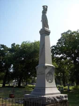 PATTON CROCKETT, ELIZABETH - Hood County, Texas | ELIZABETH PATTON CROCKETT - Texas Gravestone Photos