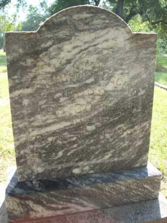 WILSON HUGGINS, ARAMINTA LEVINA MARY JANE - Hood County, Texas | ARAMINTA LEVINA MARY JANE WILSON HUGGINS - Texas Gravestone Photos