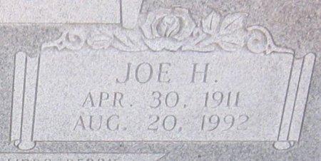 ANDERSON, JOE H (CLOSEUP) - Hopkins County, Texas | JOE H (CLOSEUP) ANDERSON - Texas Gravestone Photos