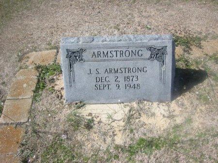 ARMSTRONG, J S - Hopkins County, Texas | J S ARMSTRONG - Texas Gravestone Photos