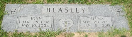 BEASLEY, JOHN - Hopkins County, Texas | JOHN BEASLEY - Texas Gravestone Photos
