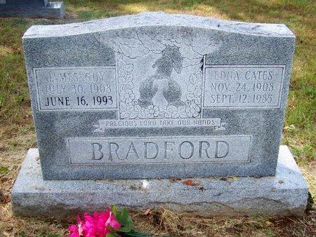 BRADFORD, EDNA - Hopkins County, Texas   EDNA BRADFORD - Texas Gravestone Photos