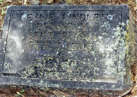 BRYARLY, LESLIE LINDLEY - Hopkins County, Texas   LESLIE LINDLEY BRYARLY - Texas Gravestone Photos