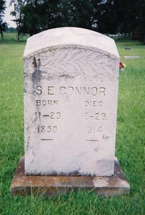 HOPKINS CONNOR, SUSAN E. - Hopkins County, Texas | SUSAN E. HOPKINS CONNOR - Texas Gravestone Photos