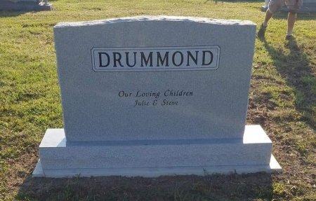 DRUMMOND, MAX GERON (BACKVIEW) - Hopkins County, Texas | MAX GERON (BACKVIEW) DRUMMOND - Texas Gravestone Photos
