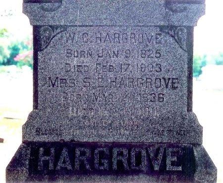 TIPPIT HARGROVE, SUSAN EVELYN - Hopkins County, Texas | SUSAN EVELYN TIPPIT HARGROVE - Texas Gravestone Photos