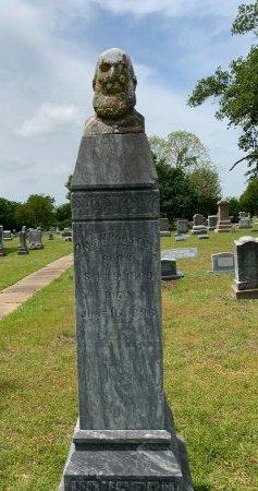 HOUSTON, C. M. - Hopkins County, Texas | C. M. HOUSTON - Texas Gravestone Photos