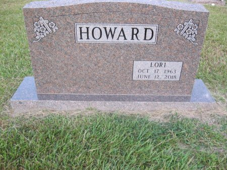 PATTERSON HOWARD, LORI - Hopkins County, Texas | LORI PATTERSON HOWARD - Texas Gravestone Photos