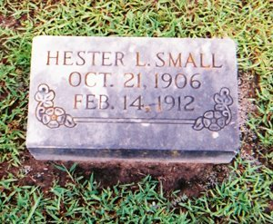 SMALL, HESTER L. - Hopkins County, Texas | HESTER L. SMALL - Texas Gravestone Photos