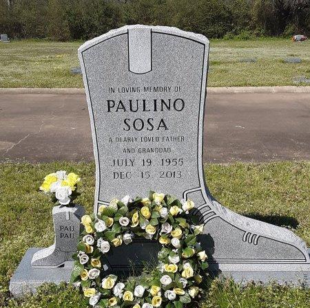 SOSA, PAULINO - Hopkins County, Texas   PAULINO SOSA - Texas Gravestone Photos