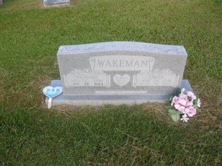 WAKEMAN, RICHARD - Hopkins County, Texas | RICHARD WAKEMAN - Texas Gravestone Photos