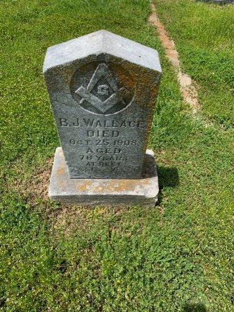WALLACE, B. J. - Hopkins County, Texas | B. J. WALLACE - Texas Gravestone Photos