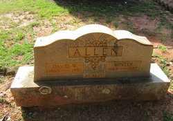 ALLEN, ARMINTA - Houston County, Texas | ARMINTA ALLEN - Texas Gravestone Photos