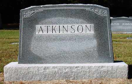 ATKINSON, FAMILY STONE - Houston County, Texas | FAMILY STONE ATKINSON - Texas Gravestone Photos