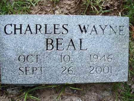 BEAL, CHARLES WAYNE - Houston County, Texas   CHARLES WAYNE BEAL - Texas Gravestone Photos