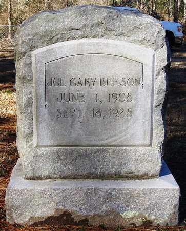 BEESON, JOE GARY - Houston County, Texas | JOE GARY BEESON - Texas Gravestone Photos