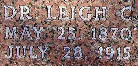 BEESON, LEIGH C. (CLOSE UP) - Houston County, Texas | LEIGH C. (CLOSE UP) BEESON - Texas Gravestone Photos