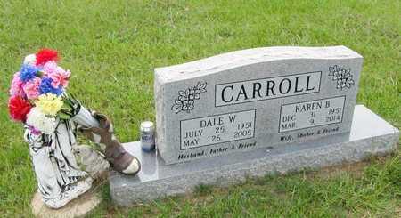 CARROLL, DALE WAYNE - Houston County, Texas | DALE WAYNE CARROLL - Texas Gravestone Photos