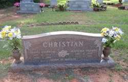 CHRISTIAN, MAUREEN - Houston County, Texas | MAUREEN CHRISTIAN - Texas Gravestone Photos
