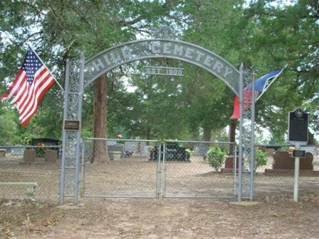 *ENTRANCE WITH SIGN,  - Houston County, Texas |  *ENTRANCE WITH SIGN - Texas Gravestone Photos