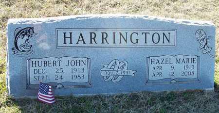 HARRINGTON, HUBERT JOHN - Houston County, Texas   HUBERT JOHN HARRINGTON - Texas Gravestone Photos
